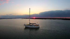 Stangate sunset